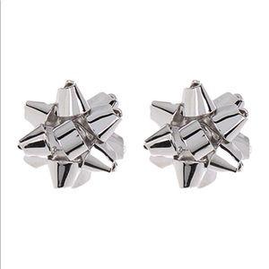 Kate Spade bourgeois bow stud earrings